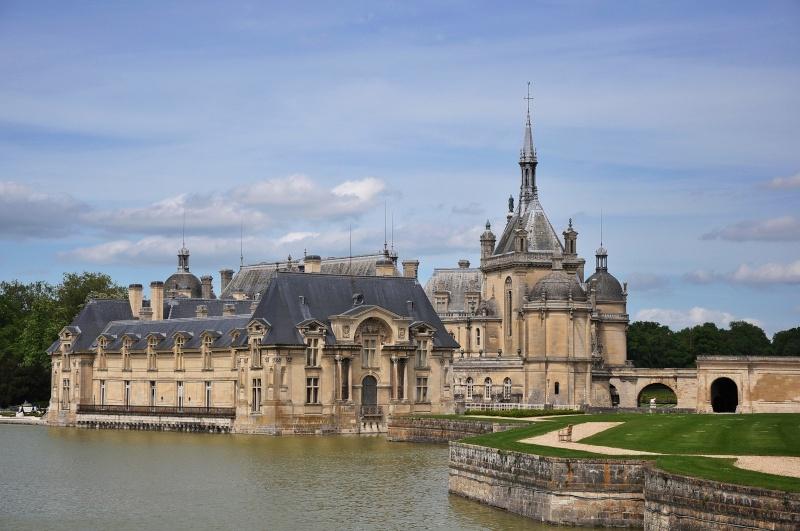 Chateau de Chantilly Dsc_1011
