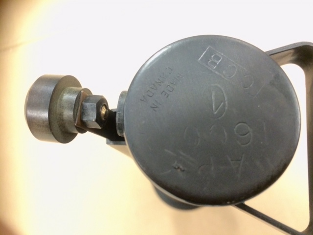 Unusual Canadian made torch Light210
