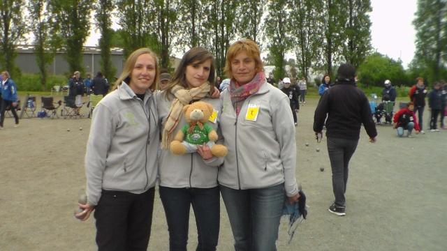CHPT de ligue à Chteaubriant Doublette Mixte, triplette Sénior, féminine et Jeune E_c_ca10