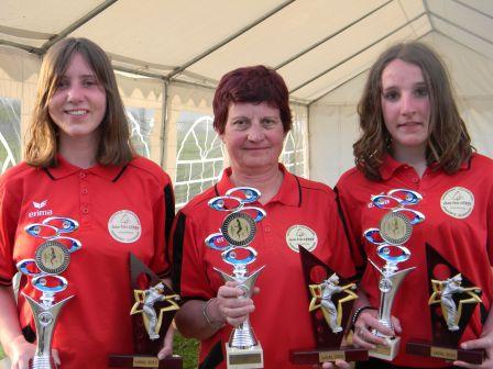 Championnat Triplette sénior et Féminine à Laval Iiii10
