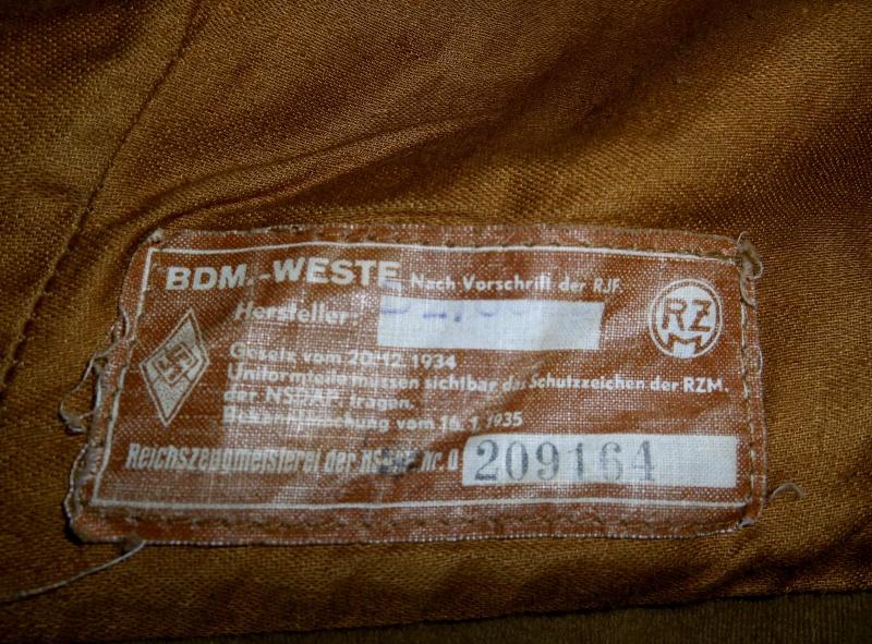 """""""BDM-Weste"""" (1936-1945) 421"""