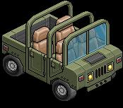 [ALL] 2° Raro LTD Army: Jeep dell'Esercito Army1511