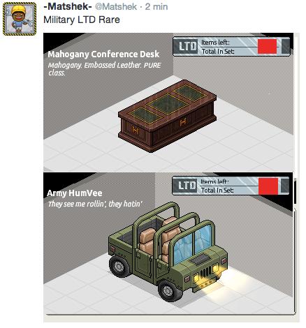 [ALL] Anteprima 2 Rari LTD Militari Scherm61