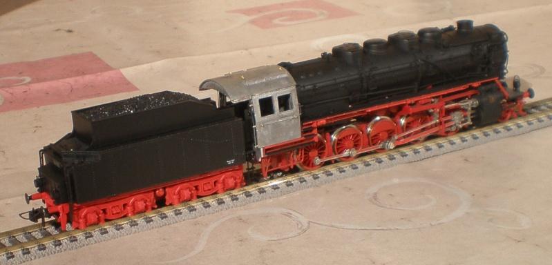 Lok 43 035 in Spur HO - eine Aufarbeitung 43_03514