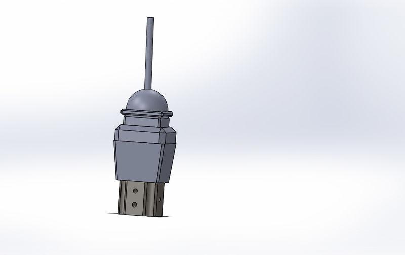[Réalisation] Tour Eiffel au 1/200e stylisée  Te_910