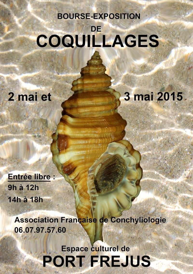 2015 Bourse de Fréjus - 2 au 3 mai Affich12