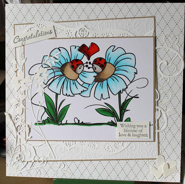 Wedding Card Ruthja10