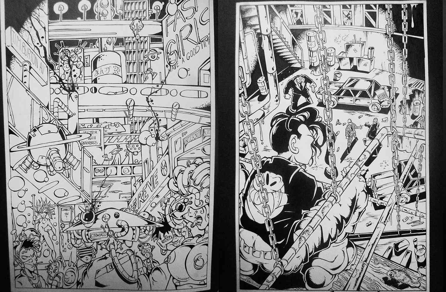 [inspi] Timeline - vos vieux dessins - Page 3 310