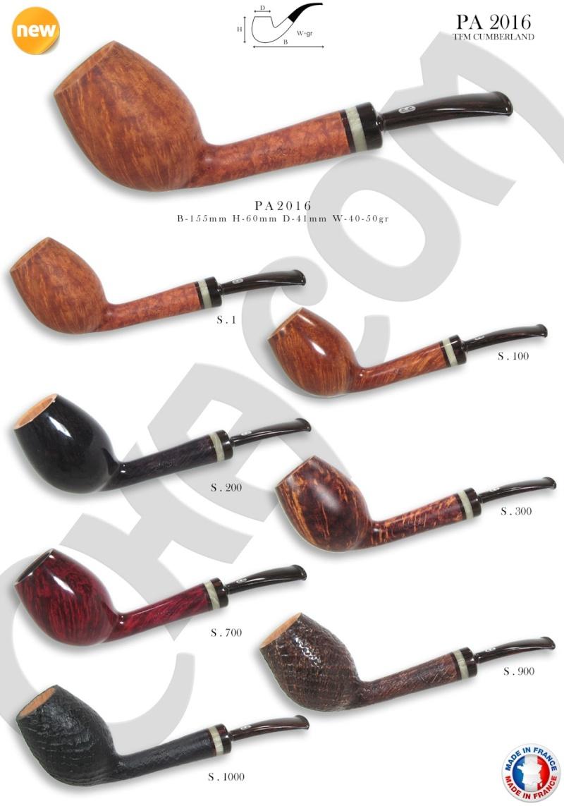 "Anciennes collections ""Pipe de l'Année"" Chacom - Page 2 Pa201610"