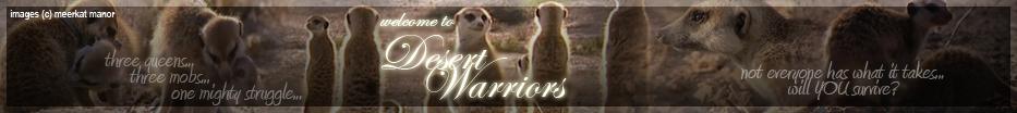 Desert Warriors RPG: Roleplay as a Meerkat - Portal Dw-int12