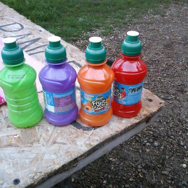bouteilles de couleurs pour scenarios 11130110