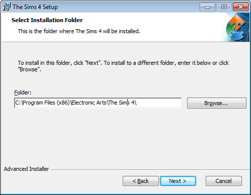 How to move The Sims 4 to another partition after installation - fix. 110