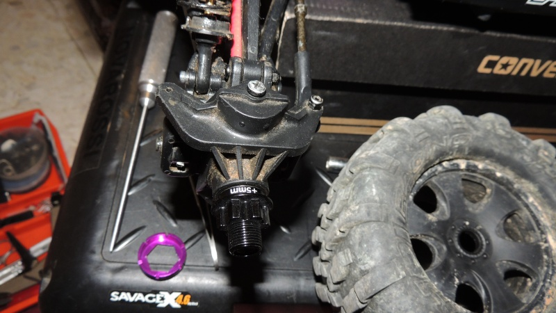 Le Flux HP de Gosraider, Kit différentiel central Alza Racing, Combo Castle Mamba X  - Page 6 110
