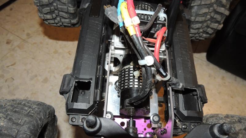 Le Flux HP de Gosraider, Kit différentiel central Alza Racing, Combo Castle Mamba X  - Page 6 Dscn3614