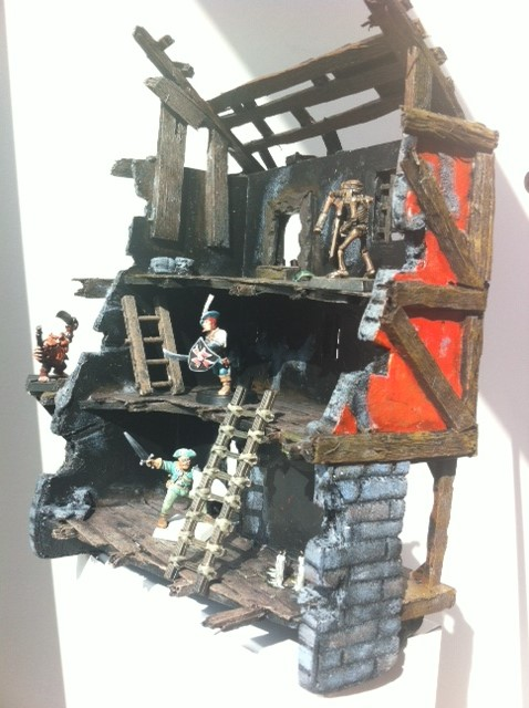 Tutorial décors :Great war, Old West, Pirates, divers... - Page 5 Photo_11