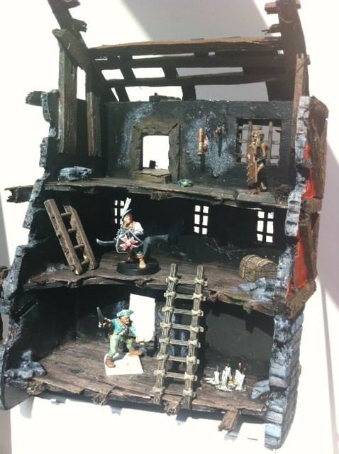 Tutorial décors :Great war, Old West, Pirates, divers... - Page 5 Photo_12