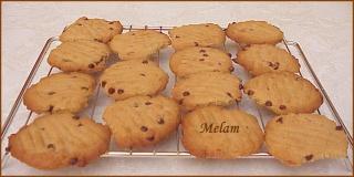 Biscuits au beurre d'arachides Biscui11
