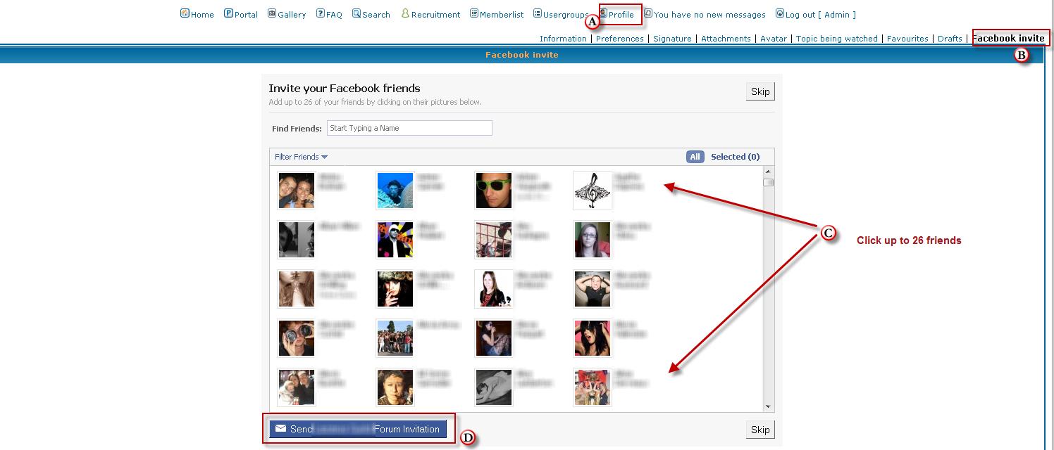 Facebook connect per Forumattivo 23062013