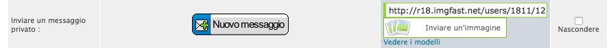 Icone messaggio privato Scherm42