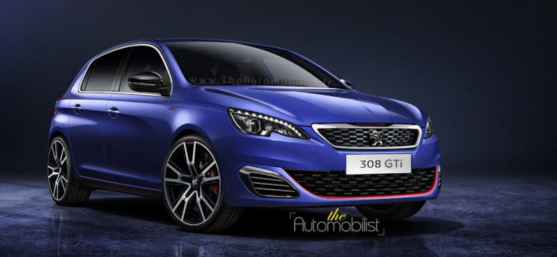 2016 - [Peugeot] 308 GTi - Page 3 308-gt10