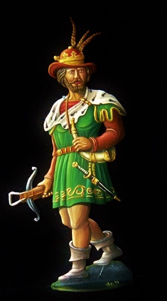 Un roi allemand - WENZEL 1378-1400  Roi_we10