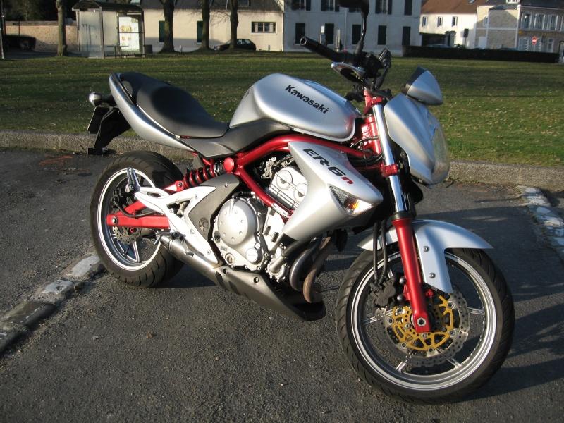 Votre moto avant le Tracer ? - Page 2 Img_2110