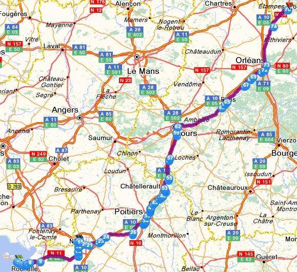 Nicolas du 91 au Vendée Electrique Tour 2015 + un crochet sur l'île de Ré = 850 kms AR Bois_p10