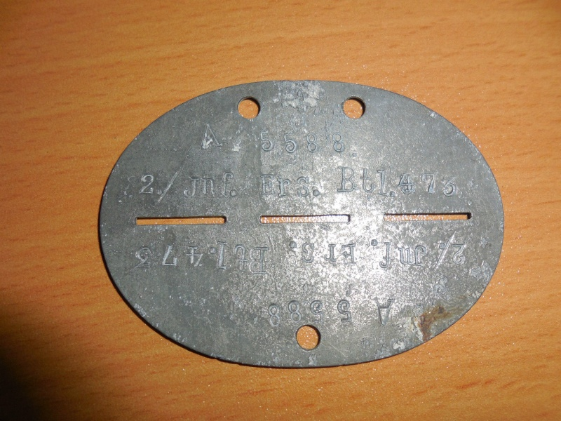 Quelques plaques allemandes _57_1212