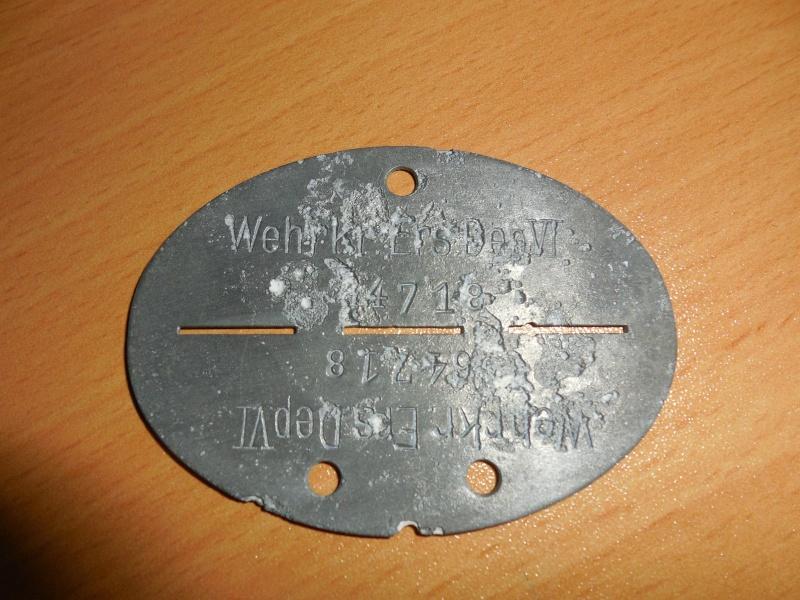 Quelques plaques allemandes _57_1311