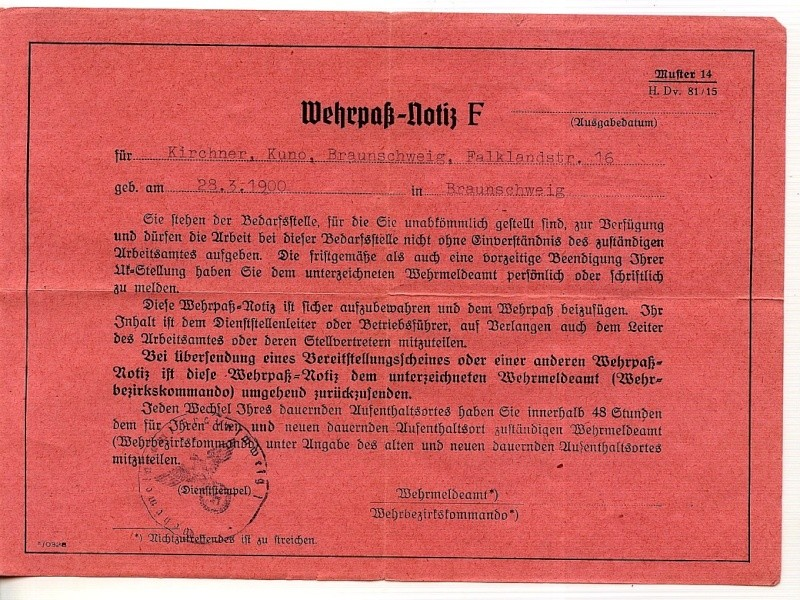 werhpass Carnet16