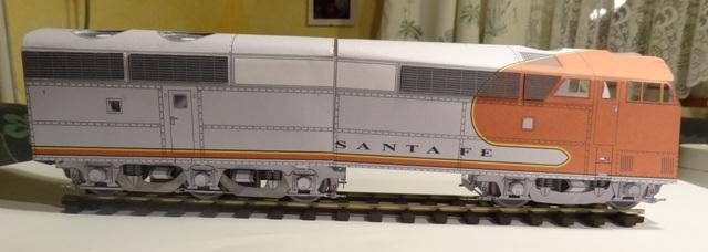 Diesellokomotive,CPA-24-5 v.1955, 1:45 von HS DESIGN   Dsc06429
