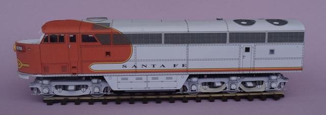 Diesellokomotive,CPA-24-5 v.1955, 1:45 von HS DESIGN   Dsc06510