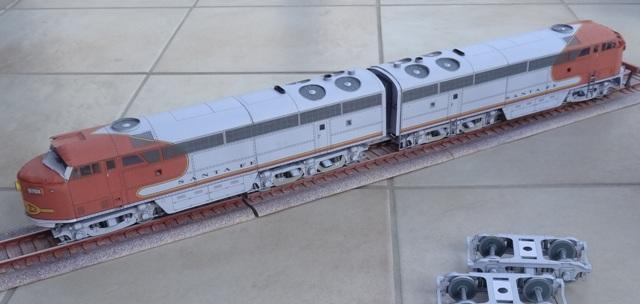 Diesellokomotive,CPA-24-5 v.1955, 1:45 von HS DESIGN   Dsc07210