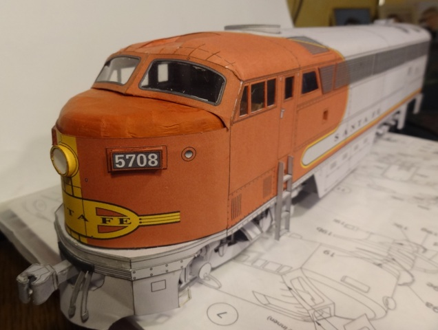 Diesellokomotive,CPA-24-5 v.1955, 1:45 von HS DESIGN   Dsc07310