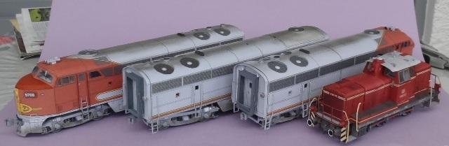 Diesellokomotive,CPA-24-5 v.1955, 1:45 von HS DESIGN   Dsc07325