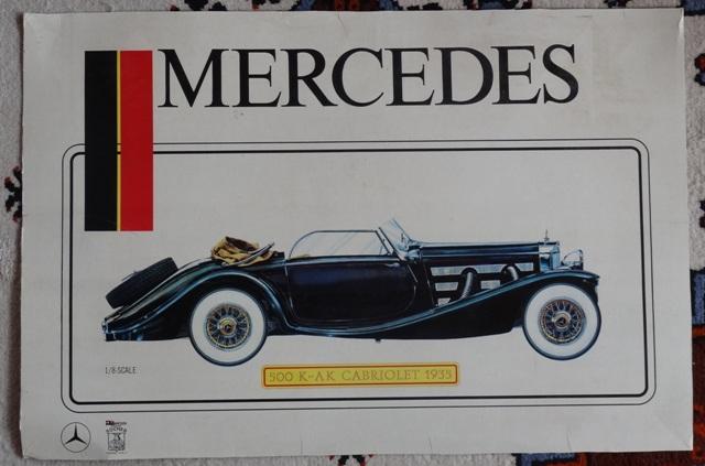 Pocher Mercedes 540K Dsc08452