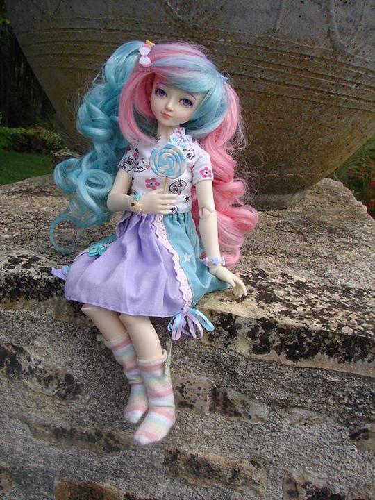 Pastel goth & fairy kei : Milla, Candy & Tsuki 10509610