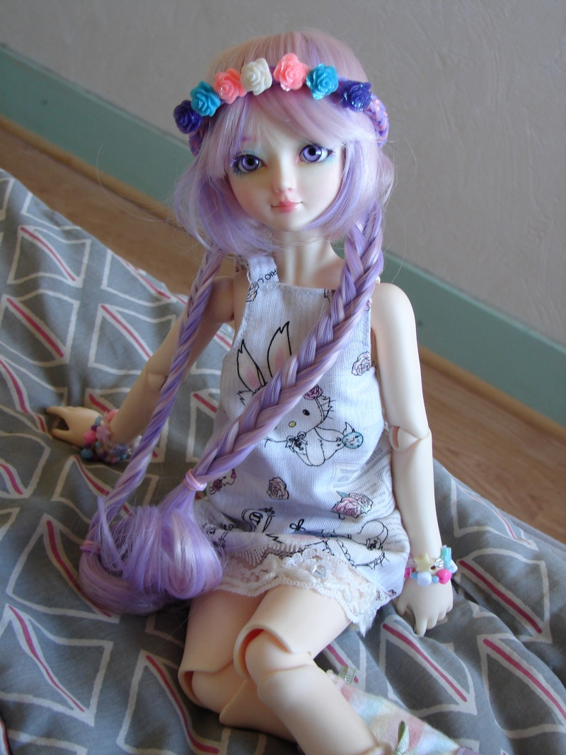 Pastel goth & fairy kei : Milla, Candy & Tsuki Dsc02313