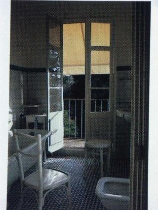 Bonnard, la peinture, la tonalité, la partie de cache-cache devant la cheminée. Bonnar15