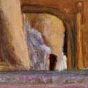 Bonnard, la peinture, la tonalité, la partie de cache-cache devant la cheminée. Bonnar21