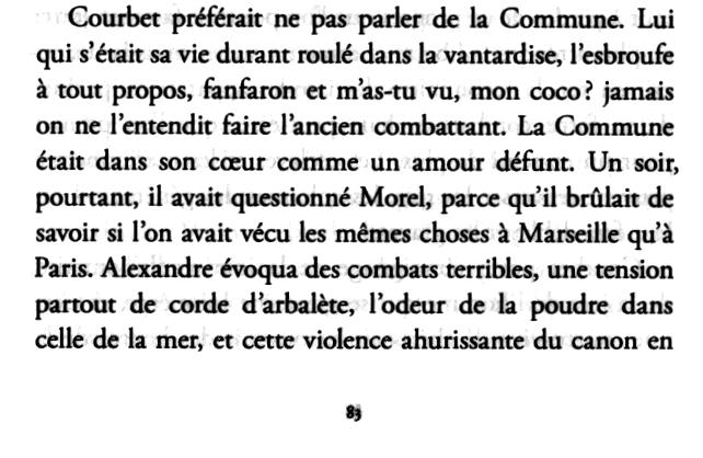 """David Bosc """"La claire fontaine"""", les années d'exil de Courbet Bosc_010"""