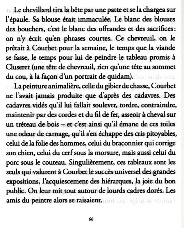 """David Bosc """"La claire fontaine"""", les années d'exil de Courbet Bosc_210"""