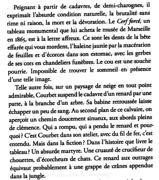 """David Bosc """"La claire fontaine"""", les années d'exil de Courbet Bosc_211"""