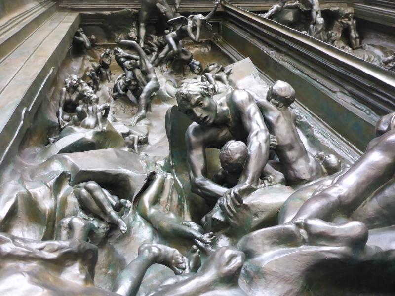 SOMMAIRE DES SUJETS SUR LA SCULPTURE OU L'INSTALLATION Rodin_11