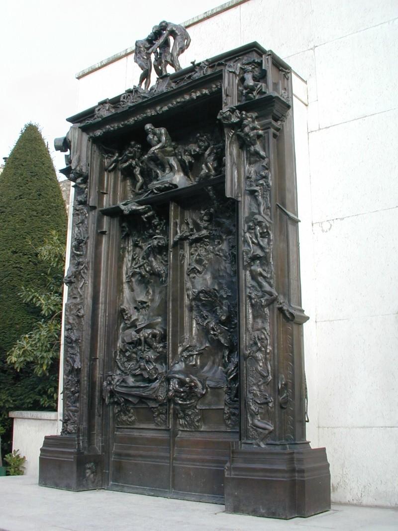 Rodin, recyclage et assemblage  Rodin_20