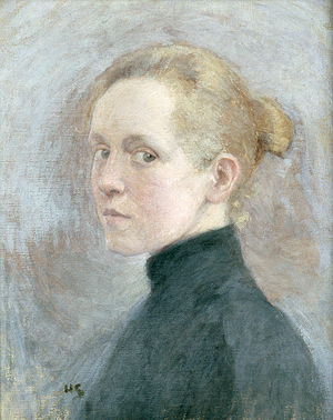 Les autoportraits d'Helene Schjerfbeck Schjer13