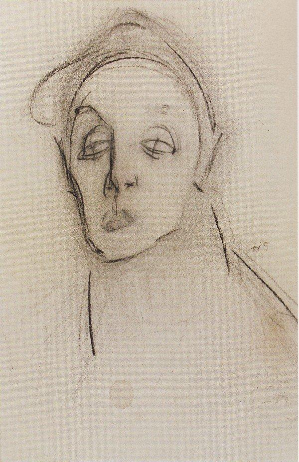 Les autoportraits d'Helene Schjerfbeck Schjer17
