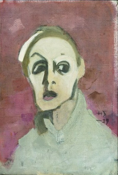 Les autoportraits d'Helene Schjerfbeck Schjer18