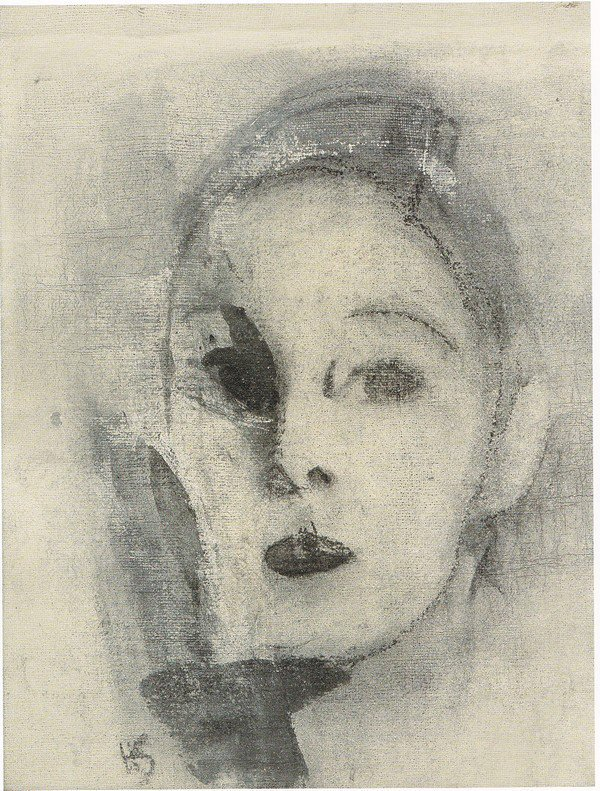 Les autoportraits d'Helene Schjerfbeck Schjer19