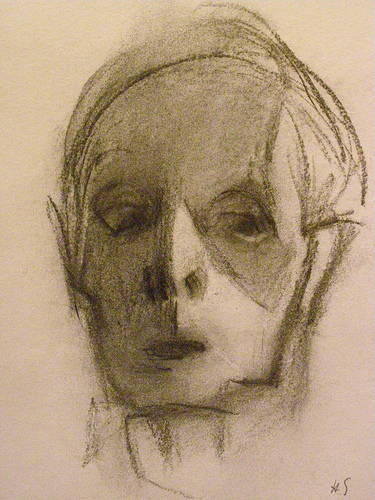 Les autoportraits d'Helene Schjerfbeck Schjer20